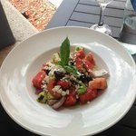 Amore watermelon salad