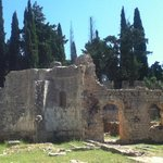 Ruins at Lokrum