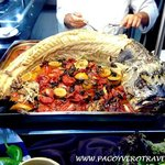 Deliciosos pescados al horno