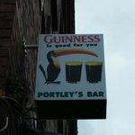 Nearby pub.