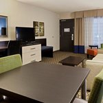 Holiday Inn Atlanta Airport North Suite Living Room