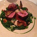 Main Dish (lamb)