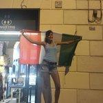 Miss Liberty from Marsiglia