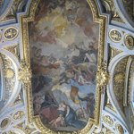 San Luigi dei Francesi ceiling