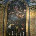 Interior of San Luigi dei Francesi