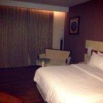 Big room at California hotel