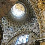 San Luigi dei Francesi dome