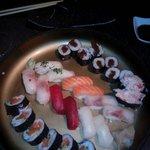 Variado de sushi Zenart