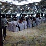 Вип зал самого большого ресторана в мире;)
