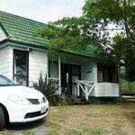 Cottage -- Waitomo Big Bird Bed & Breakfast & Miniature Animal Petting Farm