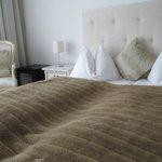 Fake-fur decor in Room 150