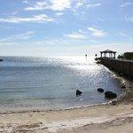 Beach at Ocean Pointe
