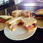 Yuma's BEST Rueben Sandwiches