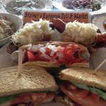 Bratwurst Sausages your way (European, American, & Sandwich)