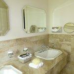 Bathroom of garden view room