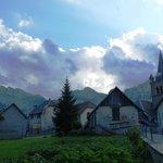 Vue depuis le Village de Gressen-en-Vercors