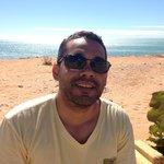 Lindo mar de Canoa Quebrada