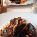 Best pasta ever - seafood linguine, get it or regret it