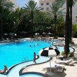 Super nice pool