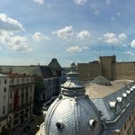 Panoramic view from Top Floor