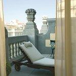 Guestroom Balcony