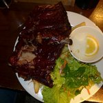 before shot,  Ribs night at the Deep Creek Brewing Company, Browns Bay, Auckland, NZ