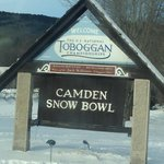Toboggan nationals in Camden, Maine. A time to remember!