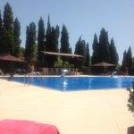 beautiful pool, plenty of sun loungers