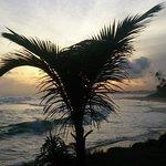 Koggala Beach from the hotel