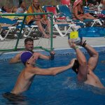 WATER POLO!!!!