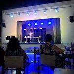 Teatro per spettacoli alla sera