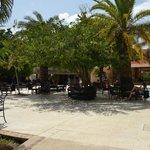patio del lobby