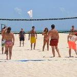 actividades en playa