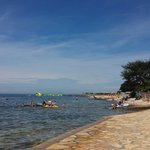 Strand Anlage Camping Park Umag