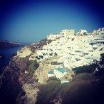 View from Atrina Villa