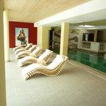 sala relax piscine