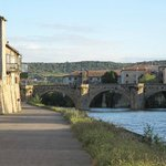 Morning stroll in Limoux
