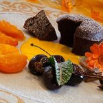 tortino al cioccolato