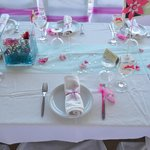 Wedding Events @ Antonios Restaurant by the sea of Sacallis INN Beach Hote