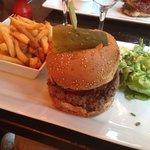 Cantal burger !