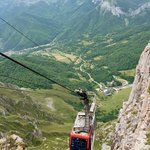 cable car - Fuente De