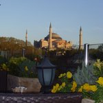 From the bar to Hagia Sophia