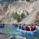 Mountain High Adventures - white water rafting!