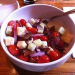 Yummy Heirloom Tomato Salad Special