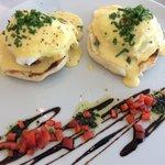 Breakfast @Heatons Guesthouse