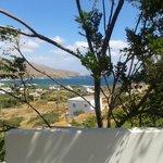 θέα από Πισίνα