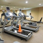 Fitness Centre - Broken Equipment