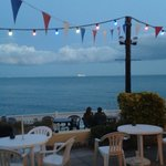 Spyglass inn 10 min walk towards ventnor
