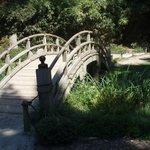 Bridge Japanese Garden