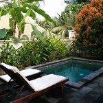 Private pool - deluxe pool villa